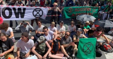 extinction rebellion paris crs