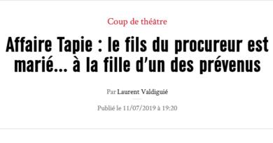 Tapie et le CDR : Une sale histoire d'argent public qu'on aurait réglée avec discrétion entre amis voire en famille ?