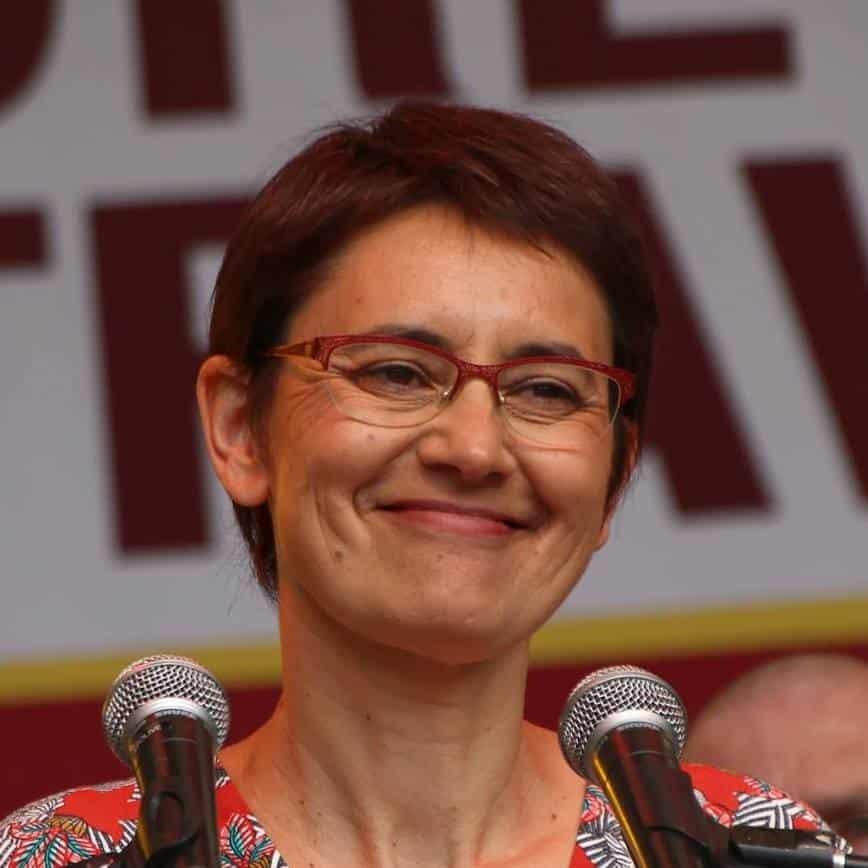 Candidate Lutte ouvrière