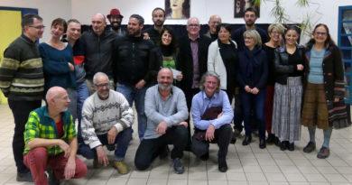 Liste AVEC, Valence en commun