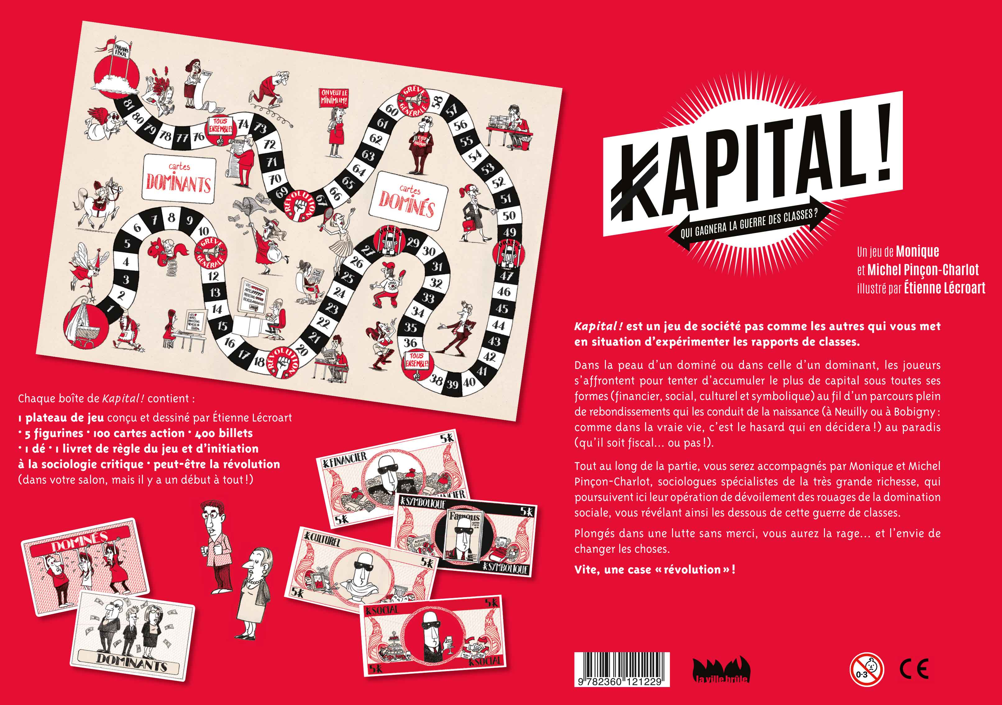 Kapital ! Gagnerez-vous la guerre des classes ?
