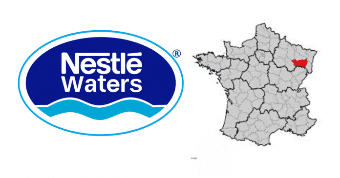 Des associations portent plainte contre Nestlé Waters