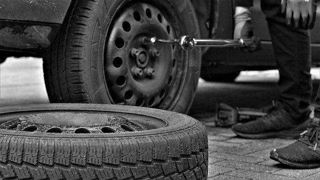 Les pneus polluent nos océans