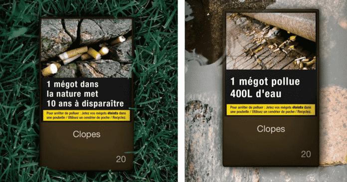 FUMER DÉTÉRIORE L'ENVIRONNEMENT
