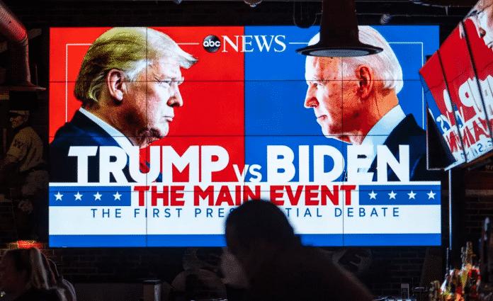 élections américaines, Trump contre Biden