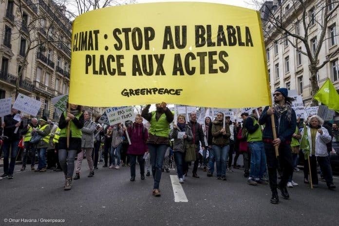 Stop au blabla place aux actes
