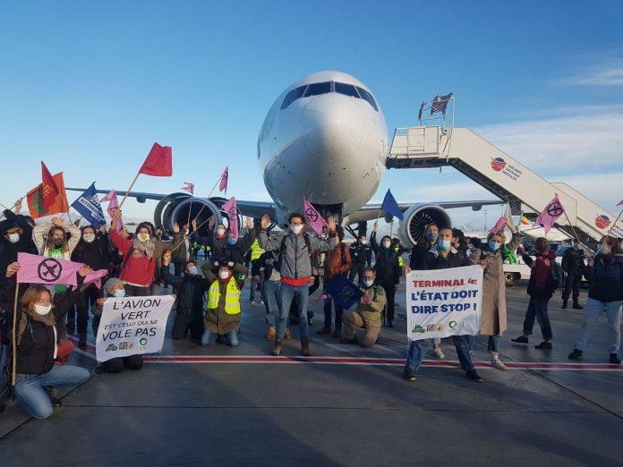 Action du 3 octobre contre les avions